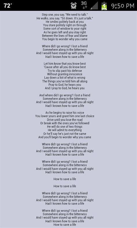 heartbeat testo how to save a the fray lyrics