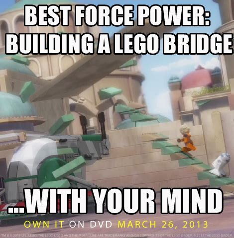 Lego Star Wars Meme - fun memes for lego star wars the empire strikes out no