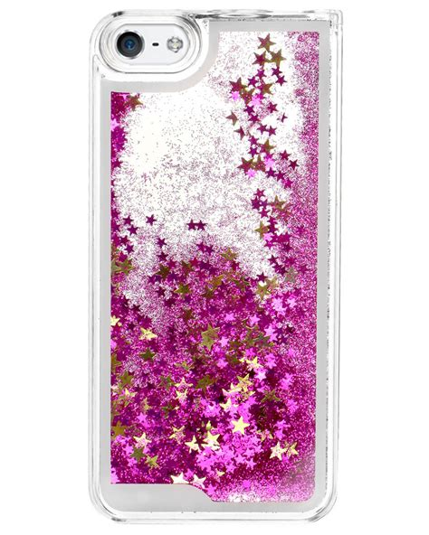 Casing Hp Gliter Iphone 6 Plus Color Pink liquid glitter phone cases for iphone 5 5s redeem source