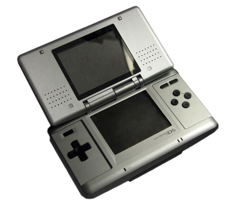 Nintendo Ds file nintendo ds trans png wikimedia commons