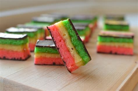 with flour tri color cookies the twelve hour