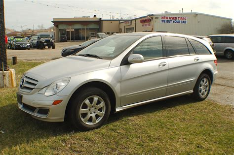 Mercedes R350 For Sale by 2006 Mercedes R350 4matic Silver Awd Wagon Sale
