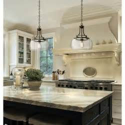 Glass Pendant Lighting For Kitchen Islands Clear Glass Pendant Lights Kitchen Google Search
