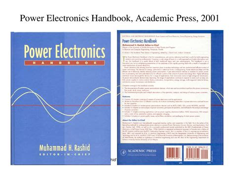 easy electronics make handbook books power electronics handbook third edition muhammad rashid