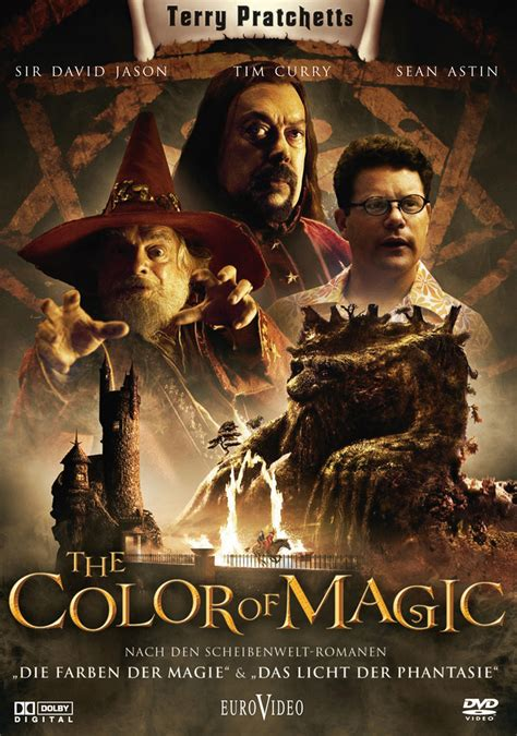 the color of magic the color of magic vadim jean dvd www mymediawelt de