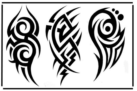 new tribal tattoo designs tribal images designs
