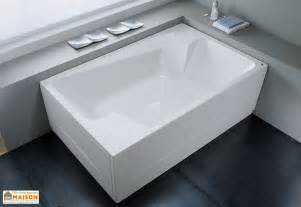 baignoire rectangulaire acrylique nabucco 190x120 kolpa