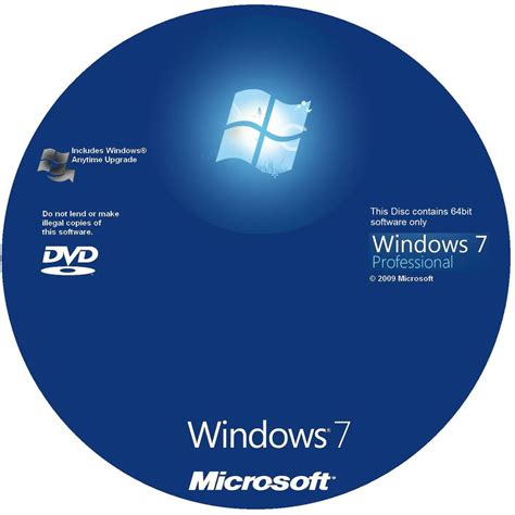 Windows Dvd 7 Original windows 7 pro coa product key oem dvd 64 bit sp1 scrap
