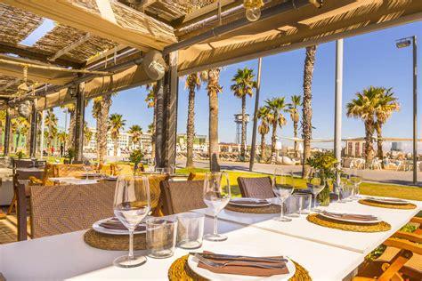 casa relax barcelona mamarosa beach gastronom 237 a terraza y relax frente al mar