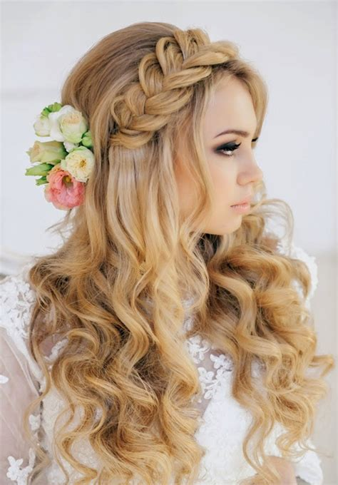 Frisur Hochzeit Mittellange Haare by 20 Creative And Beautiful Wedding Hairstyles For Hair