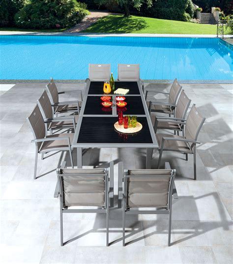 Chaise Centrakor table et chaises de jardin centrakor mon ext 233 rieur