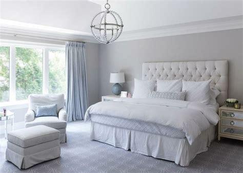 schlafzimmer ideen graues bett lavendelfarbene wand graue schlafzimmer wandfarbe in 100 beispielen