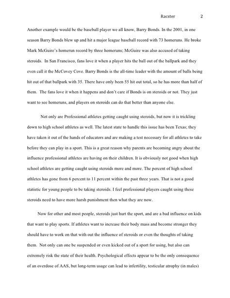 Baseball Essay by Persuasive Essay Roughdraft