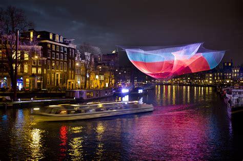 Amsterdam Light by Amsterdam Light Festival