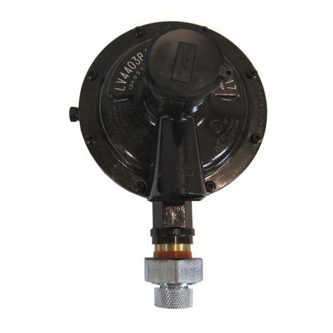 Regulator Single Stage Rego Low Pressure rego lv4403b4d second stage dielectric propane regulator