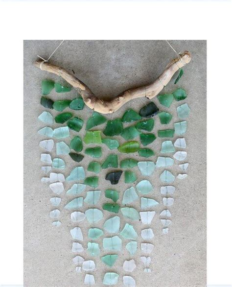 30 Sea Glass Ideas & Projects ? Lovely Greens