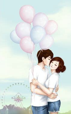 wallpaper cute korean couple korean couple cartoon google search cute pinterest