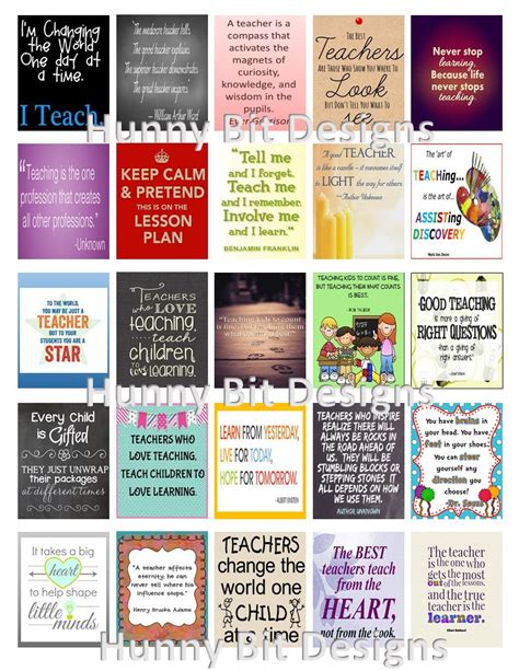 printable teacher planner stickers erin condren planner teacher quotes rectangle stickers labels