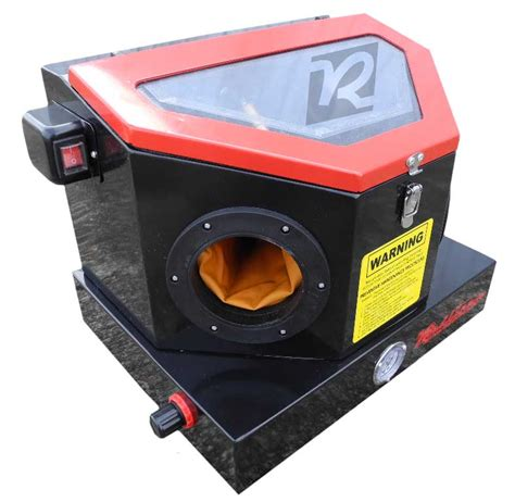bench top blast cabinet redline re22 benchtop abrasive sand blasting cabinet free shipping