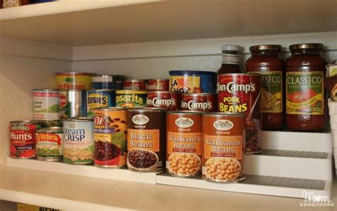 Pantry Storage For Cans by 10 Ideas For Storing More In Your Pantry