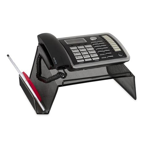 Desk Phone Stand For Easy Organization Telephone Desk Stand