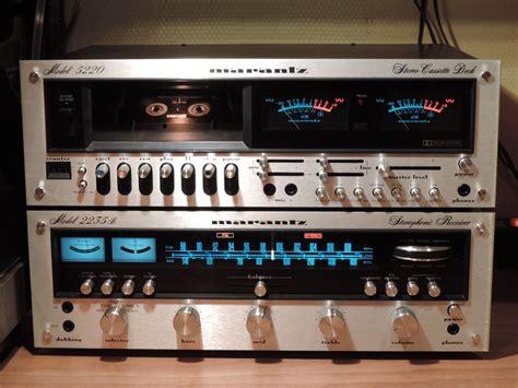 marantz cassette pin by tomislav martek on marantz audiophile audio