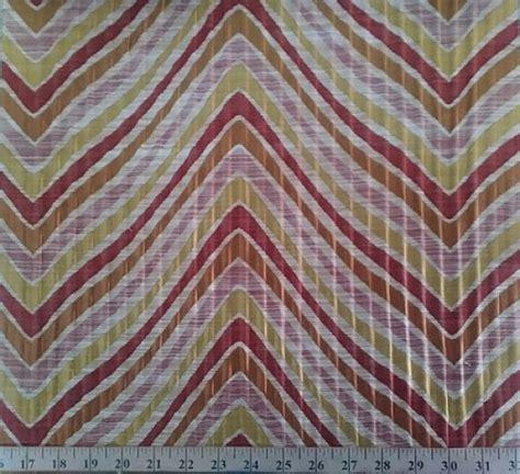 zig zag pattern fabric name chevron zig zag pattern fabric in cranberry red gold
