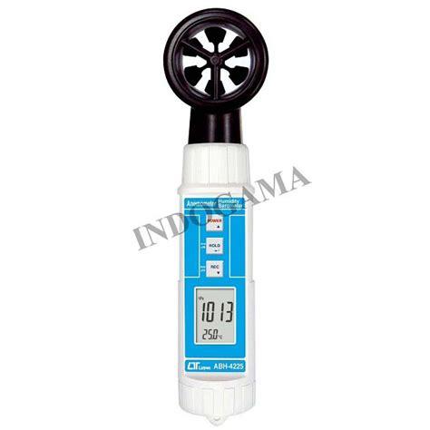 Lutron Abh 4224 indogama hygrometer