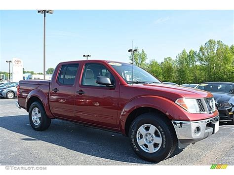 Nissan Frontier Se by 2007 Brawn Nissan Frontier Se Crew Cab 112523305