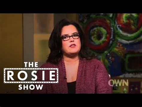 Rosie Shows Again by Rosie Addresses Shows Cancellation The Rosie Show