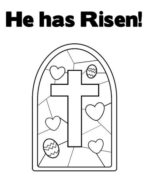 coloring page jesus has risen free coloring pages jesus has risen coloring pages