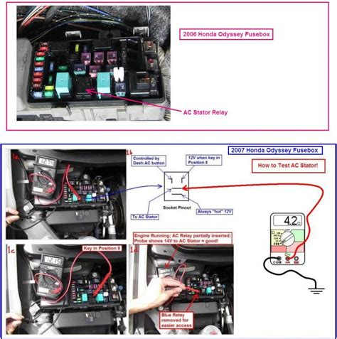 automotive air conditioning repair 1998 honda odyssey user handbook car wiring broke down road fusebox honda odyssey door fuse box wiring 9 honda odyssey door