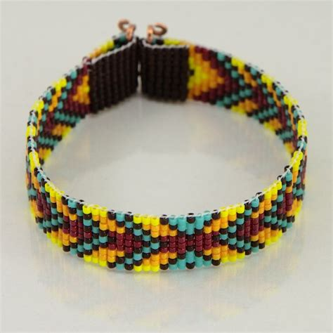 indian bead loom 529 best american beading images on