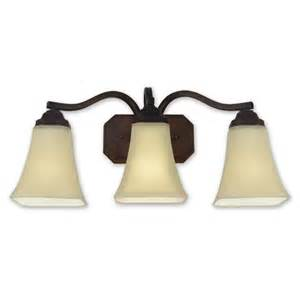 Bronze Bathroom Vanity Lights Shop Earth Lighting Metropolitan 3 Light 11 1 In Bronze Vanity Light At Lowes