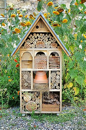 craftsman built insect hotel decorative wood house royalty