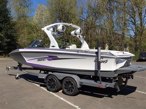 wakeboard boats oregon tige rz2 boats for sale in oregon