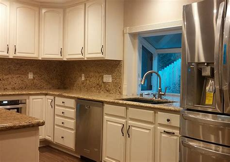 custom granite counter kitchen in orange county esoteric