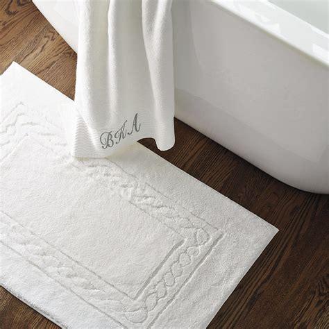 vanity bath rug cotton skid resistant rug auburn vanity 30 quot x 72 quot contemporary bath mats