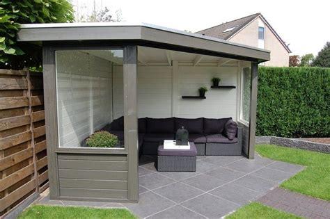 ideeen voor tuinhuis dak afbeeldingsresultaat voor driehoek tuinhuis overkapping