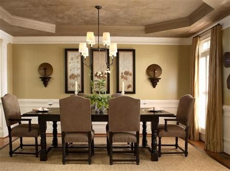 Dining Room Colors With Brown Furniture Dining Room Paint Colors Paint Color Ideas For