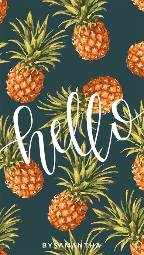 pineapple wallpaper best 25 pineapple wallpaper ideas on pinterest