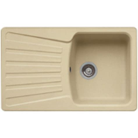 Blanco Nova 5s Silgranite Single Bowl Inset Sink