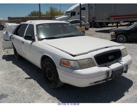 2007 Ford Crown by 2007 Ford Crown Salvage Title