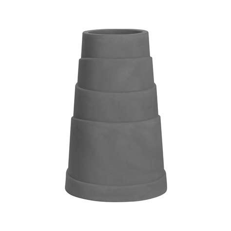 vaso giardino vasi da giardino e casa in plastica zig zag nicoli