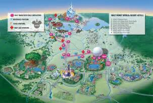 disney hotels florida map best photos of walt disney world map printable walt