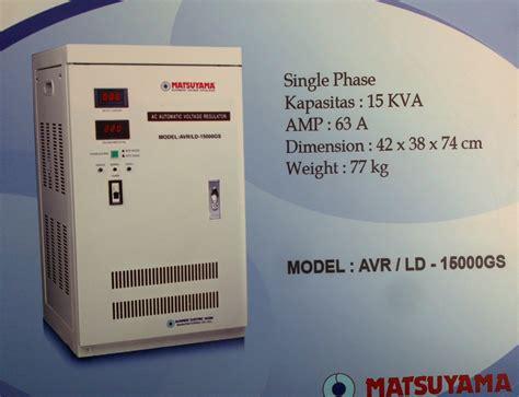 Murah Stabilizer Oki 15 Kva 3 Phase stabilizer listrik matsuyama 15 kva stabilizer listrik