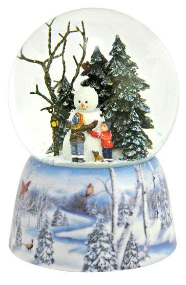 snowman love snowglobe quot this beautiful scene captures a