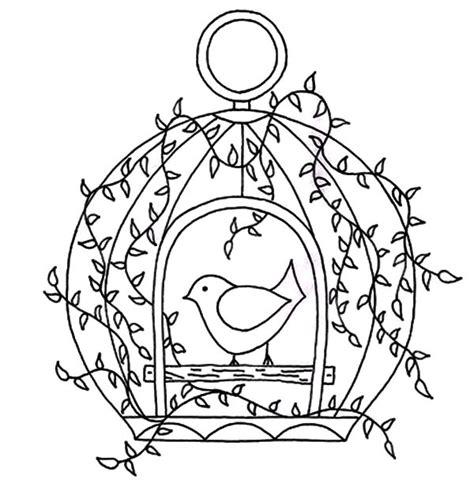 coloring page bird cage bird cage with door open coloring pages bird cage with