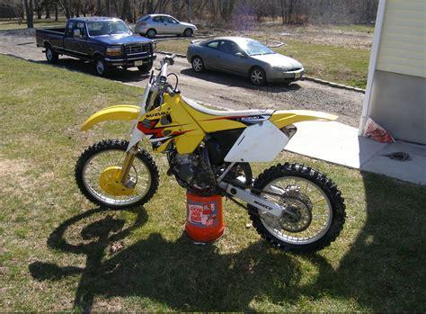 1997 Suzuki Rm 125 Dirtbike Rider Picture Website