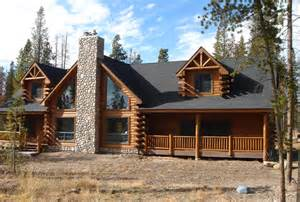 modern log cabin homes modern log homes a premier custom log home builder in